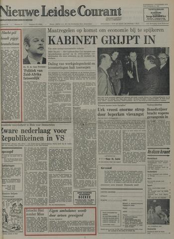 Nieuwe Leidsche Courant 1974-11-07