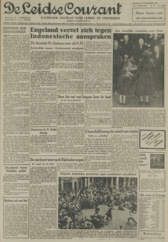 Leidse Courant 1954-11-26