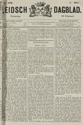 Leidsch Dagblad 1869-02-10