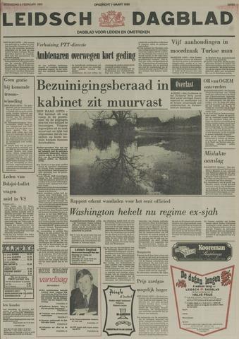 Leidsch Dagblad 1980-02-06