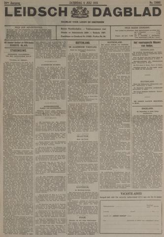 Leidsch Dagblad 1935-07-06