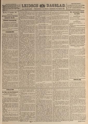 Leidsch Dagblad 1921-09-26
