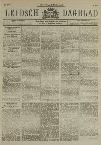Leidsch Dagblad 1911-02-04