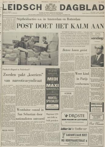Leidsch Dagblad 1970-12-02