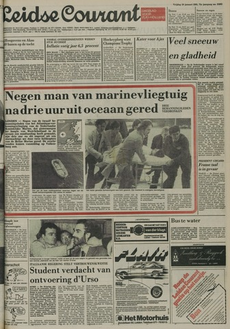Leidse Courant 1981-01-16