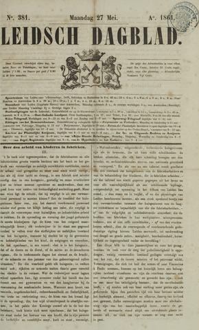 Leidsch Dagblad 1861-05-27