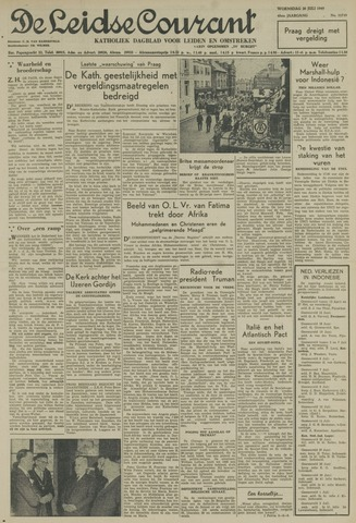 Leidse Courant 1949-07-20