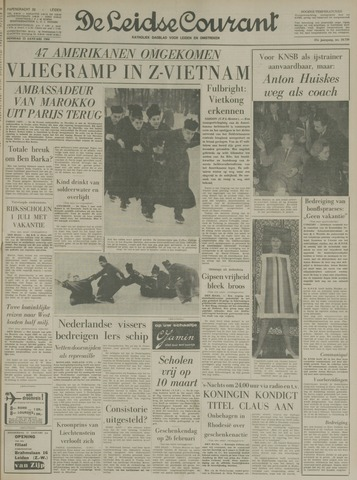 Leidse Courant 1966-01-25