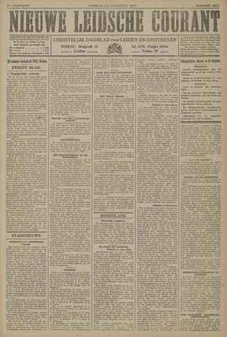 Nieuwe Leidsche Courant 1927-08-23