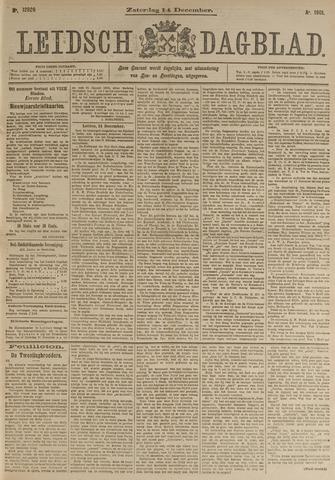 Leidsch Dagblad 1901-12-14