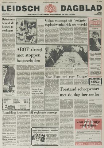 Leidsch Dagblad 1985-01-11