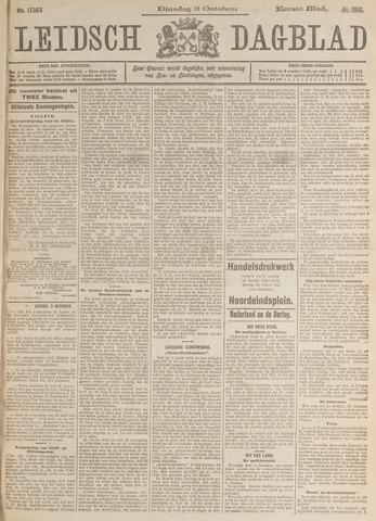 Leidsch Dagblad 1916-10-03