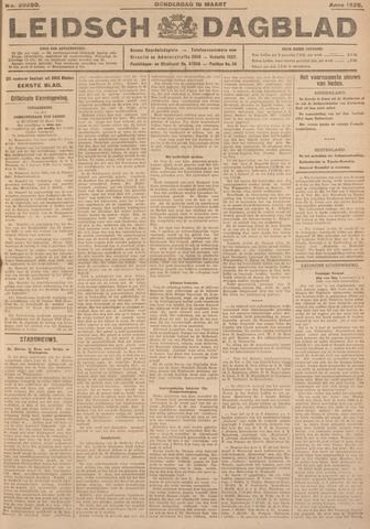 Leidsch Dagblad 1926-03-18