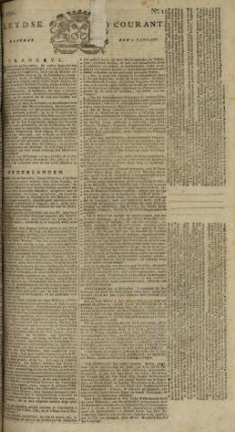 Leydse Courant 1792