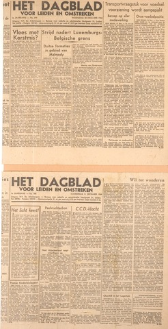 Dagblad voor Leiden en Omstreken 1944-12-20