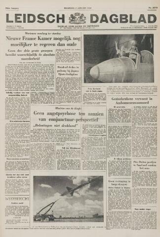 Leidsch Dagblad 1956