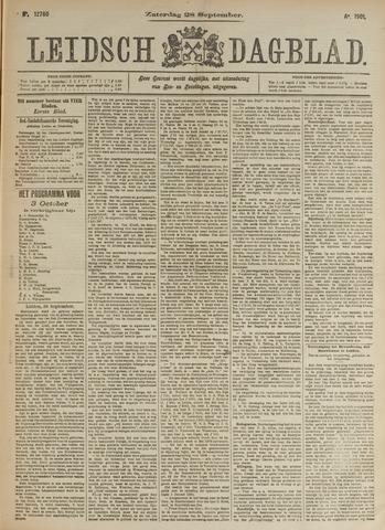 Leidsch Dagblad 1901-09-28
