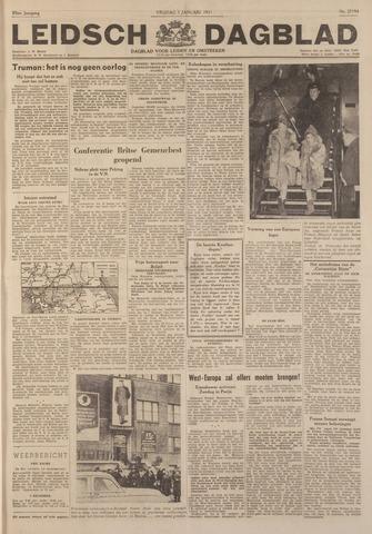 Leidsch Dagblad 1951-01-05
