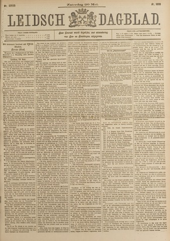 Leidsch Dagblad 1899-05-20