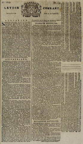 Leydse Courant 1803-11-21
