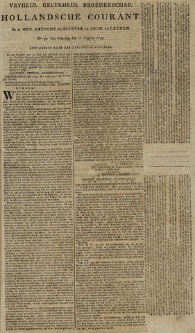 Leydse Courant 1795-08-17