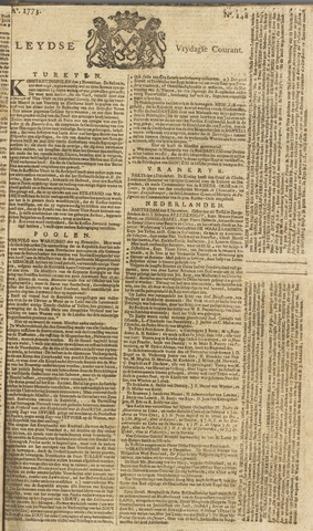 Leydse Courant 1773-12-10