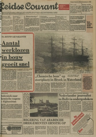 Leidse Courant 1980-08-08