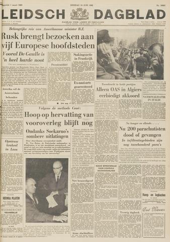 Leidsch Dagblad 1962-06-19