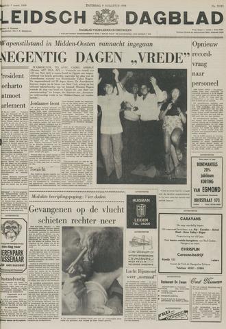 Leidsch Dagblad 1970-08-08