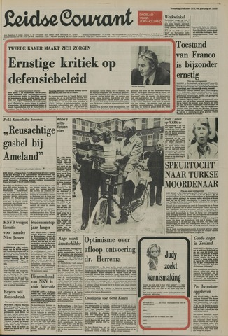 Leidse Courant 1975-10-29
