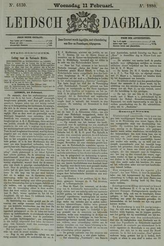 Leidsch Dagblad 1880-02-11