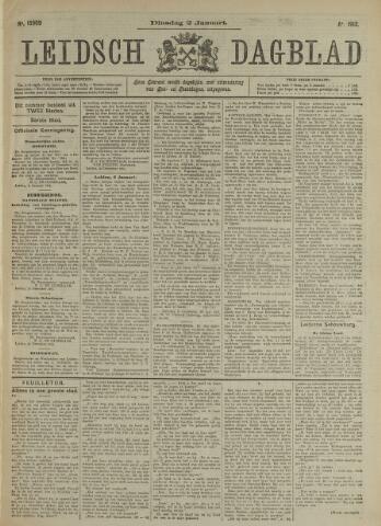 Leidsch Dagblad 1912