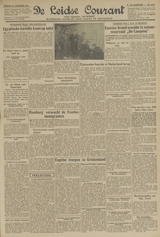 Leidse Courant 1947-08-29