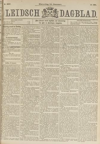 Leidsch Dagblad 1894-01-13