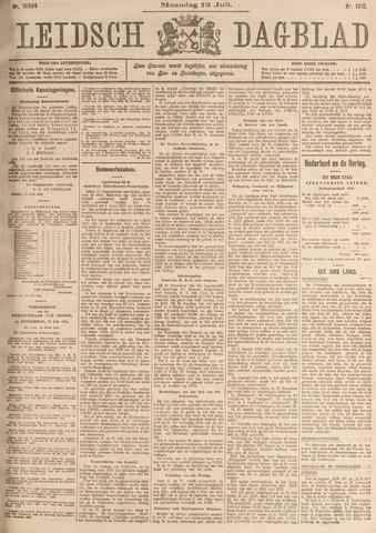 Leidsch Dagblad 1915-07-12