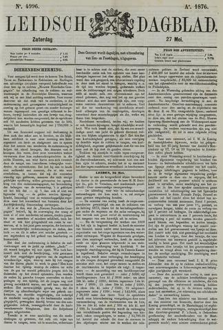 Leidsch Dagblad 1876-05-27