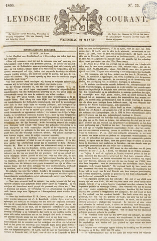 Leydse Courant 1860-03-21
