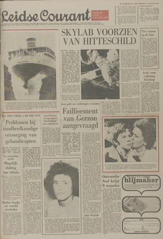 Leidse Courant 1973-08-07