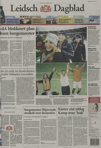 Leidsch Dagblad 2005-03-07