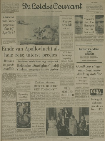 Leidse Courant 1969-11-25