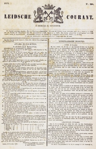 Leydse Courant 1876-12-30