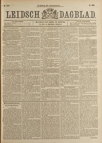 Leidsch Dagblad 1899-08-18