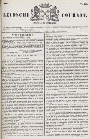 Leydse Courant 1882-09-19