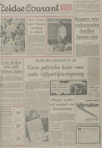 Leidse Courant 1973-01-11