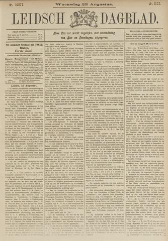 Leidsch Dagblad 1893-08-23