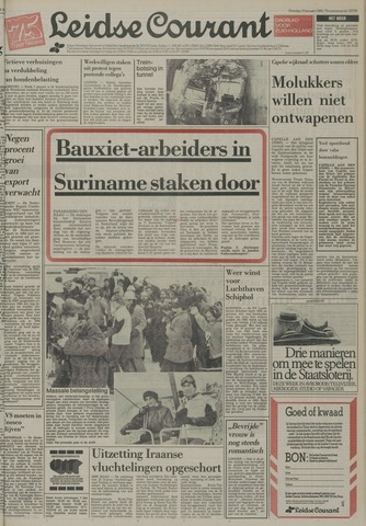 Leidse Courant 1984-01-10