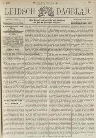 Leidsch Dagblad 1892-04-23