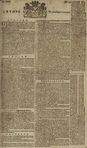 Leydse Courant 1766-06-25