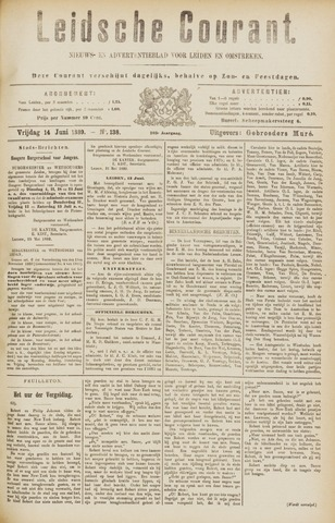 Leydse Courant 1889-06-14