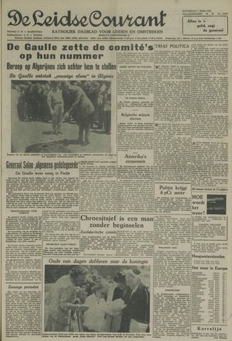 Leidse Courant 1958-06-07